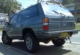 nissan pathfinder xe 1995 1992 nissan pathfinder information and photos zombiedrive