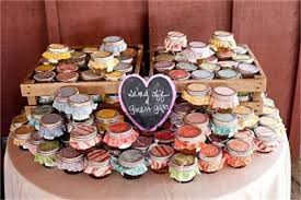 jam wedding favors confectionary creations favors attleboro ma