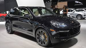 porsche cayenne 2015 2015 porsche cayenne turbo s gets faster more powerful w