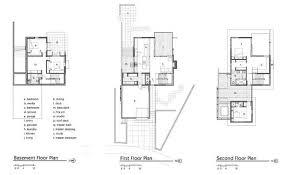 glass wall house design leschi residence in seattle modern houses