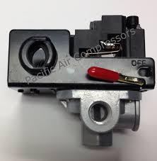 220 Air Compressor Wiring Diagram E100957 Kobalt Universal Pressure Switch 90 Deg Unloader Air