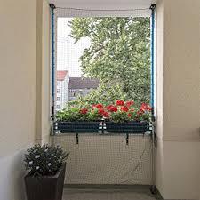 katzenschutz balkon halterung für katzenschutznetz befestigung katzennetz am fenster