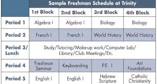 college schedule template sample blank college class schedule
