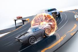 tuner cars cars movie anki overdrive u0027s app steered robot race cars get a fast u0026 furious