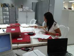 Ojt Portfolio Sample Commission On Audit Training Experience My Life At The Commision