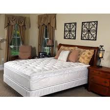 therapedic kathy ireland home american splendor pillowtop queen