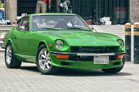 classic datsun 280z gccg 1976 modified datsun 280z youtube
