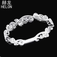 buy art deco style wedding rings and get free shipping on