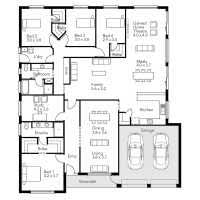 Beautiful Idea Two Story House Plans Adelaide 4 Storey Designs New House Plans Adelaide