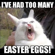Easter Egg Meme - i ve had too many easter eggs album on imgur