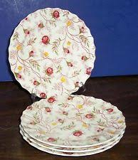 pink spode china dinnerware ebay