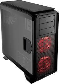 cabinet for pc corsair 760t black desktop computer pc cabinet rigassembler