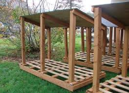 Diy Garden Shed Plans by Best 25 Firewood Shed Ideas On Pinterest Wood Shed Plans Wood