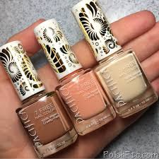 pacifica nail set polish etc