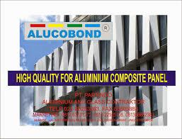 Kitchen Set Aluminium Composite Panel Pt Partindo Kontraktor Aluminium Composite Panel