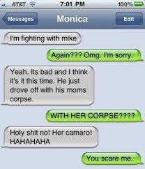 35 Hilarious Funny Texts Messages - 35 of the most concerning autocorrect fails of all time this is