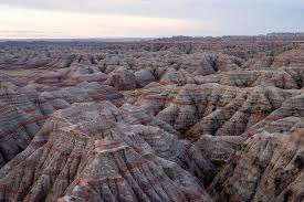 badlands national park map badlands national park the greatest road trip