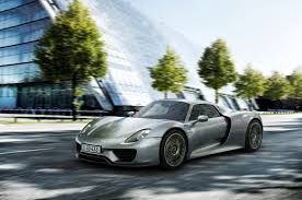 new record porsche 918 spyder laps nurburgring in 6 57 w video
