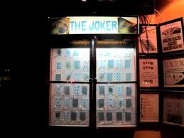 find the joker cabinet the walkabout is cambodia s sleaziest bar vice