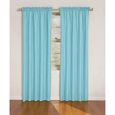 Curtains With Purple In Them These Beautiful Blue Curtains Are Just 12 96 At Walmart Whether