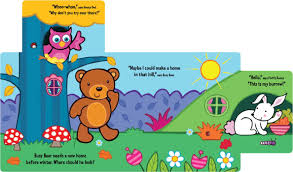 My New Home by Busy Bear U0027s New Home Book By Emma Parrish Official Publisher