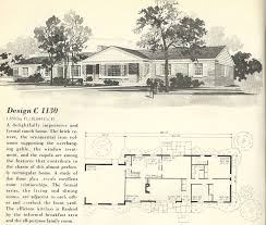1960 ranch style homes 1960s ranch house floor plans lrg 1960