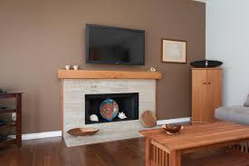 Travertine Fireplace Hearth - travertine tile fireplace surround fireplace designs nativefoodways