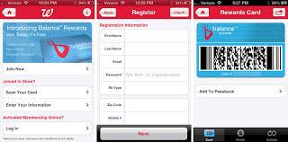 walgreens photo app for android walgreens balance rewards loyalty card balancerewards cbias