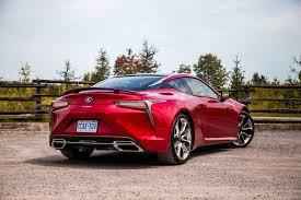 lexus lc 500 canada exhaust notes 2018 lexus lc 500 canadian auto review