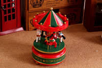 Unique Music Boxes Wholesale Carousel Music Box Buy Cheap Carousel Music Box From