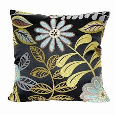 decorative pillows home goods decorative pillows home goods utrails home design flower pattern