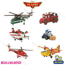 disney planes 2 figures figurine toy cake toppers bullyland