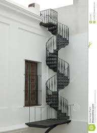 circular staircase stair railing design