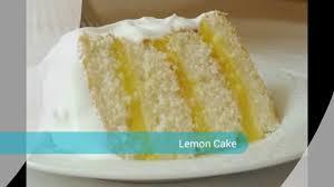 best lemon cake recipe youtube