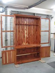Plans For Gun Cabinet Furniture Very Spectacular Storage Gun Cabinets Ideas In Your