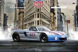magnus walker loft magny cours circuit club porsche 911 idf sortie multi marques