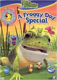 spider u0027s sunny patch friends froggy special dvd movie