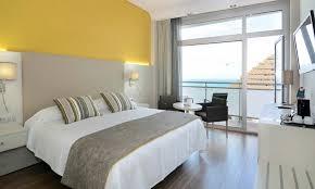 les types de chambres dans un hotel medplaya hotel riviera à benalmadena costa málaga costa sol