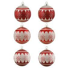 cheap silver snowflake ornaments find silver snowflake ornaments