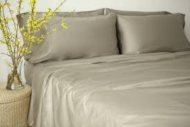 sateen bed sheets organic cotton sateen 4 piece sheet set home apparel