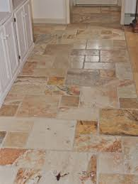 Tiles For Kitchen Floor Ideas Brown Tiled Kitchen Floors Brown Marble Tile Kitchen
