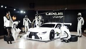 lexus rc f gt500 lexus rc f gt500 race car revealed at auto salon lexus