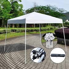 10 X 5 Canopy by Amazon Com Strong Camel Ez Pop Up Wedding Party Tent 10 U0027x10