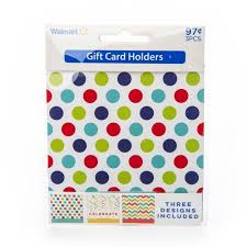 gift card packs give a gift everyday envelopes gift card holder 3 pack walmart