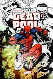 marvel invites fans color deadpool nerdist