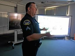 seal beach police demonstrate simulator to train officers to de