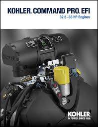literature and brochures kohler engines