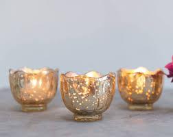 Mini Vases Bulk Rose Gold Mercury Glass Mason Jar 6 5