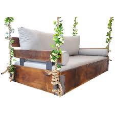 four oak bed swing collection