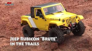 jeep brute rc aev jeep brute converted from jeep wrangler rubicon body scale